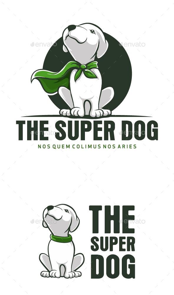 The Super Dog Emblem - Animals Characters
