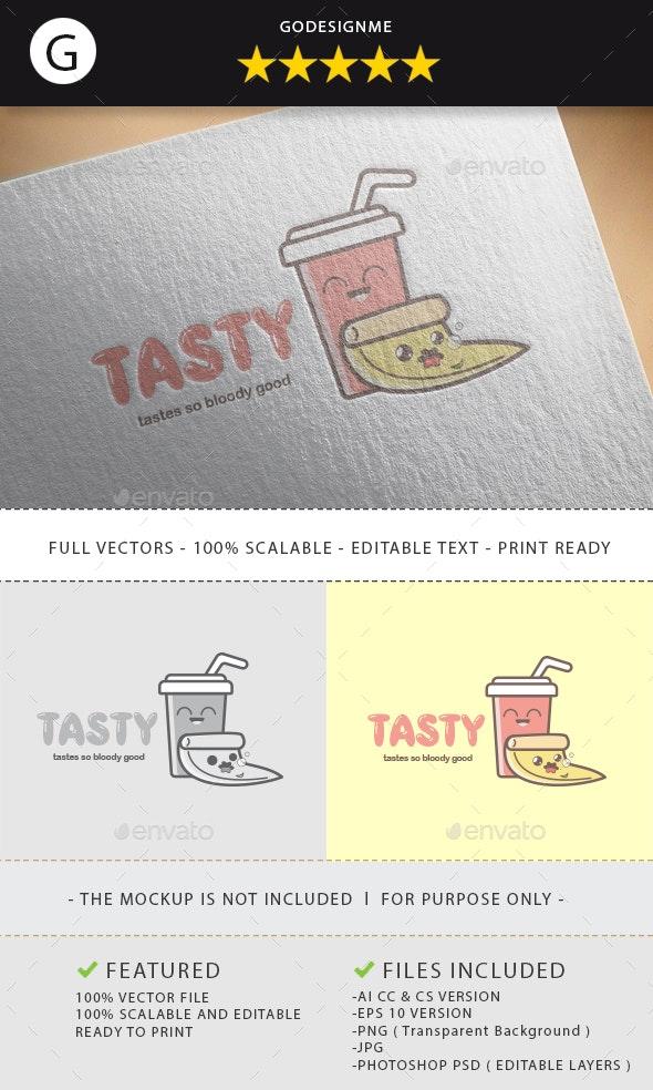 Tasty Logo Design - Vector Abstract