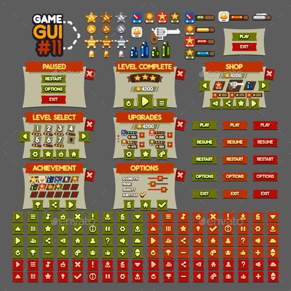 Game GUI #11