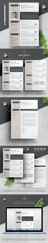 Creative Resume - Resumes Stationery