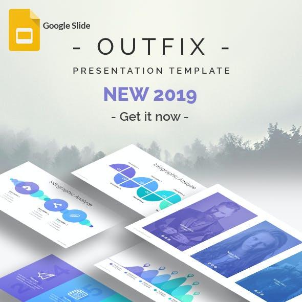 Outfix Google Slides Presentation Template