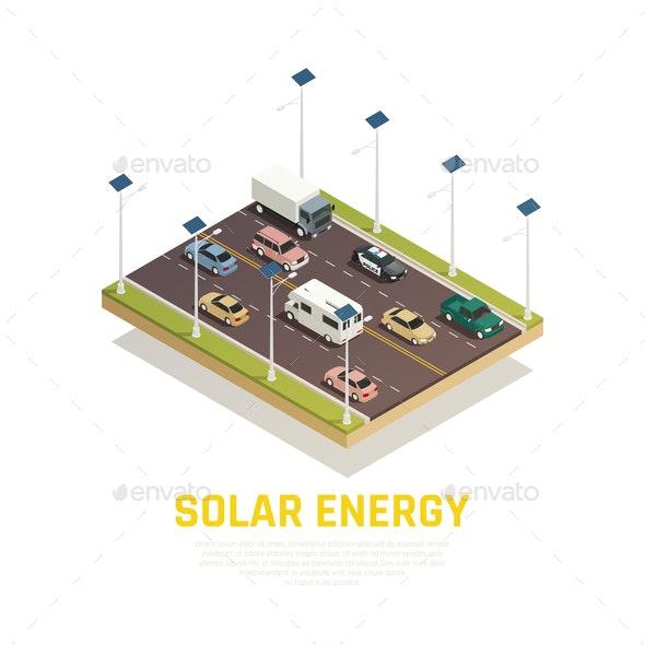Solar Energy Concept - Miscellaneous Conceptual