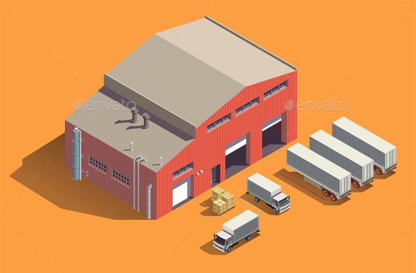 Industrial Fabric Building Composition - Industries Business