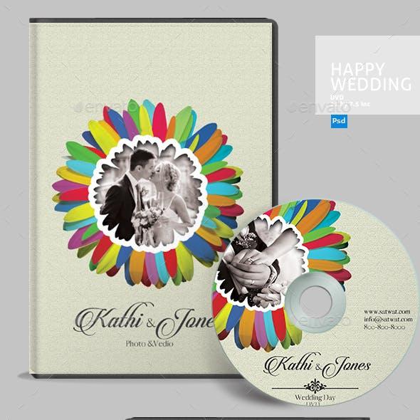 Wedding DVD Template
