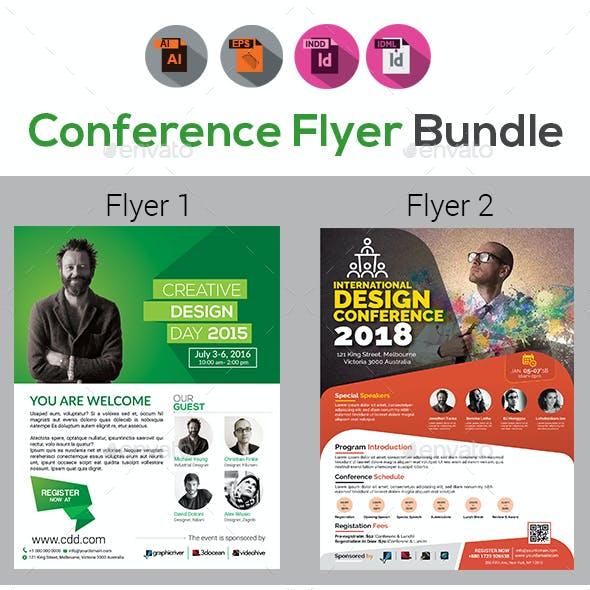 Event/Conference Flyer Bundle