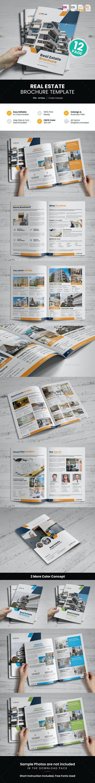 Real Estate Brochure Design v6 - Corporate Brochures