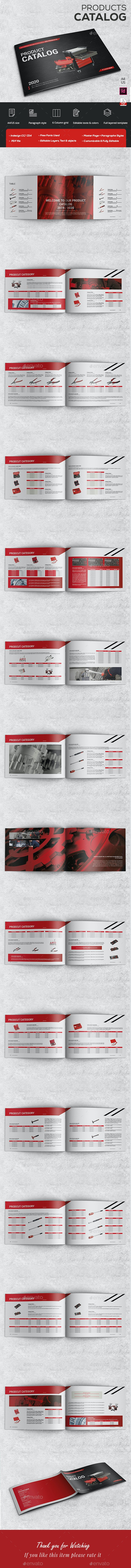 Industrial Catalog Products - Catalogs Brochures