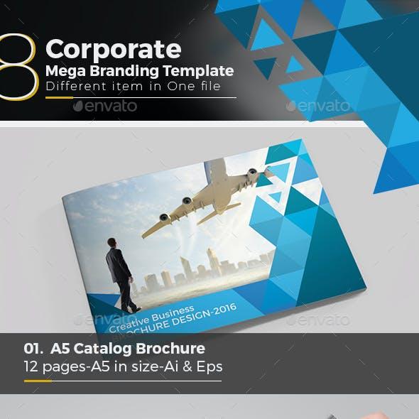 Corporate Mega Branding Bundle Template