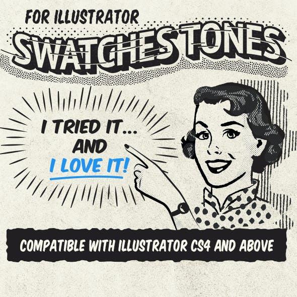 Swatches Tones