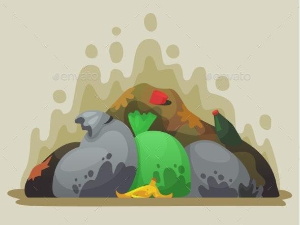 Garbage Dump - Miscellaneous Vectors