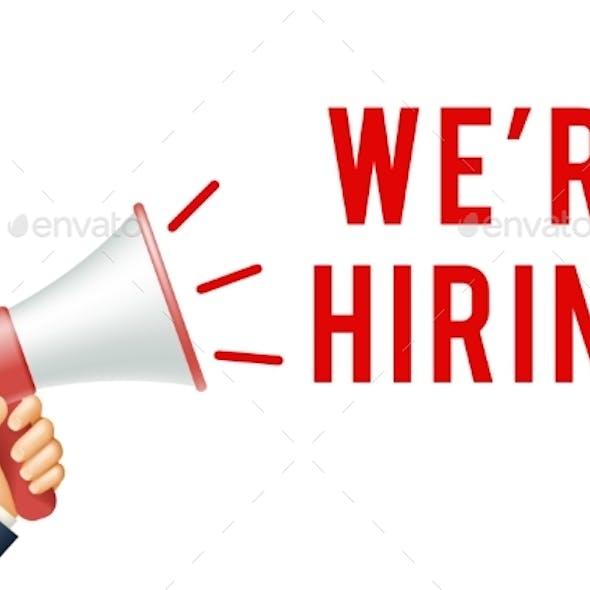 Vacancy Hiring Announcement