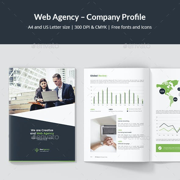 Web Agency – Company Profile