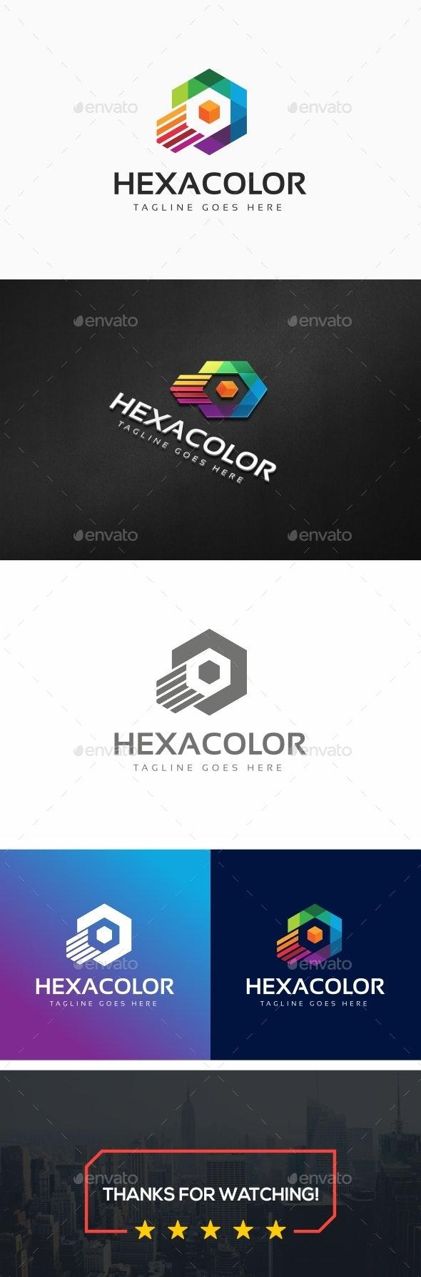Crypto Box Logo - Symbols Logo Templates