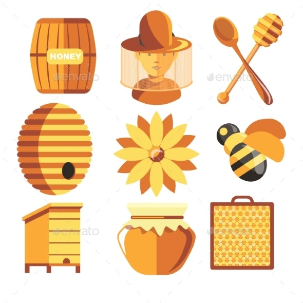Beekeeping Farm Beekeeper and Apiary Apiculture - Food Objects