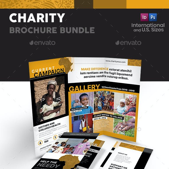 Charity Print Bundle