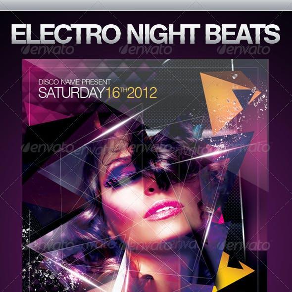 Electro Night Beats