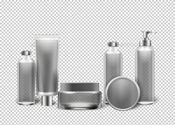 Vector Illustration on Transparent Background - Man-made Objects Objects
