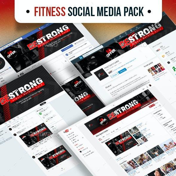 Fitness Social Media Pack