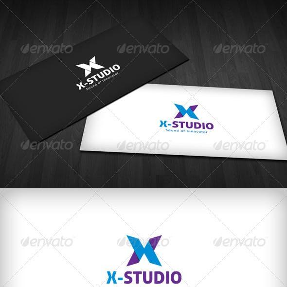 Download X Studio Logo
