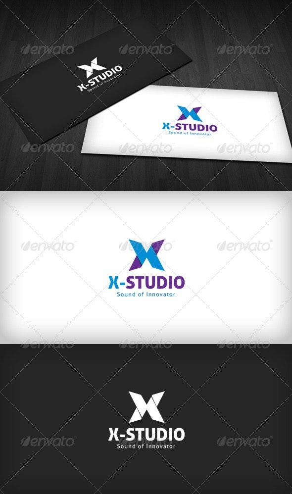 X Studio Logo