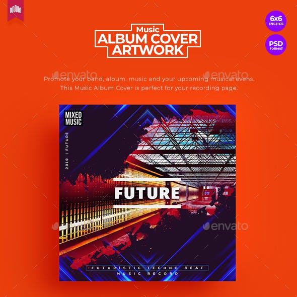 Future - Music Album Cover Artwork