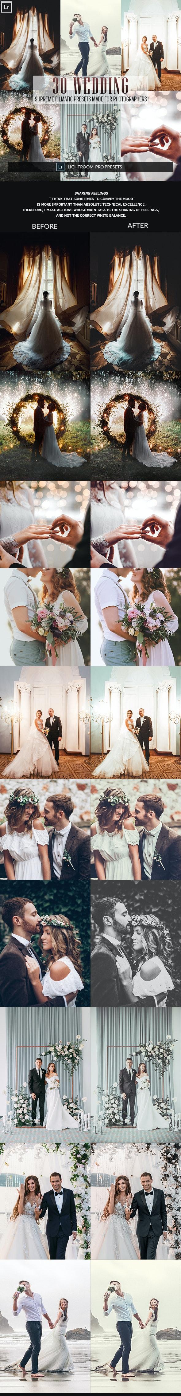 Lightroom Wedding Effects - Lightroom Presets Add-ons
