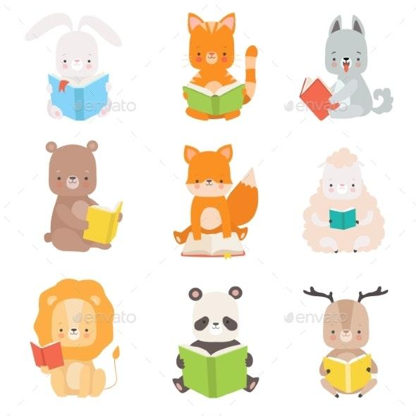 animal alphabet character stock vector.html