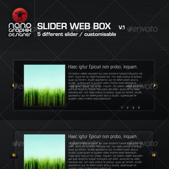 slider web box v11