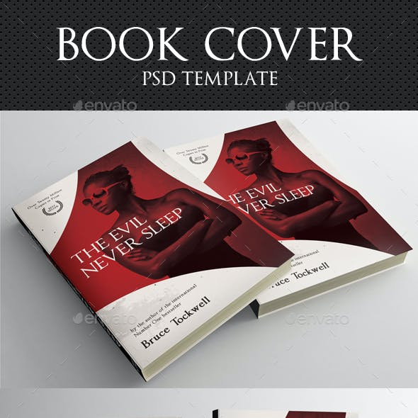Book Cover Template 63