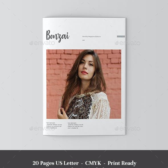 Bonzai Magazine