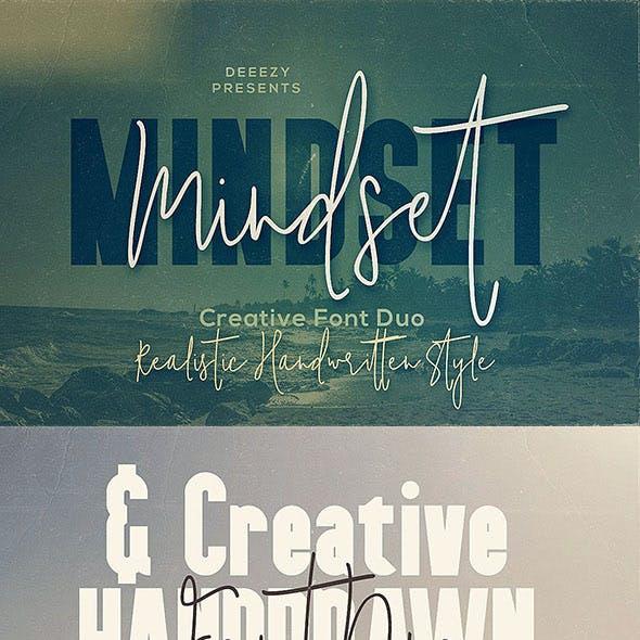 Mindset Font Duo