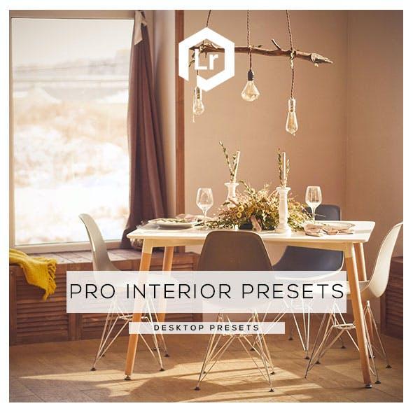 28 Pro Interior Presets