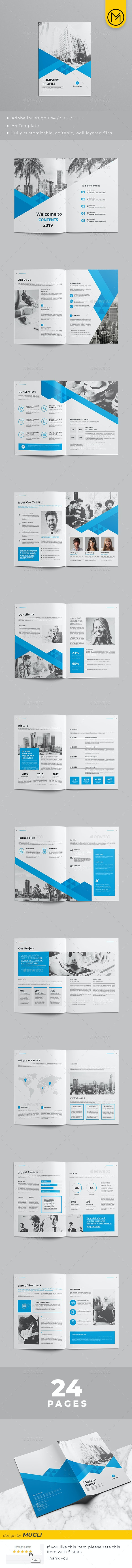 Company Brochure - Corporate Brochures