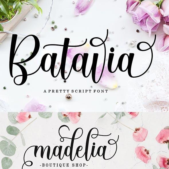 Batavia Script