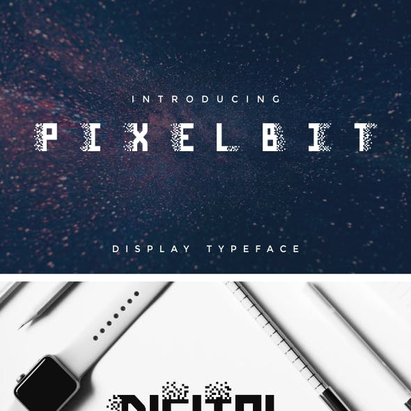 Pixel Bit Display