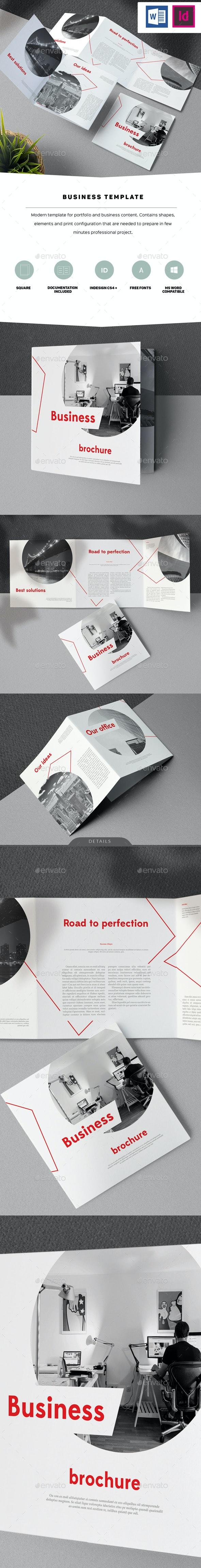 Red Brochure - Corporate Brochures