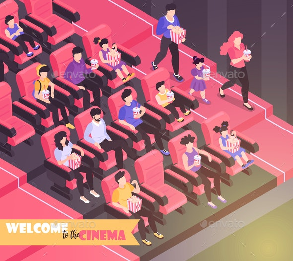 Welcome to Cinema Background - Industries Business