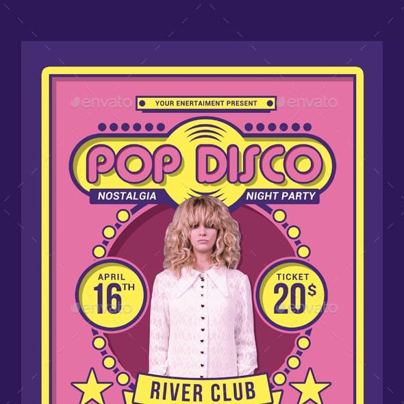 Retro Pop Disco