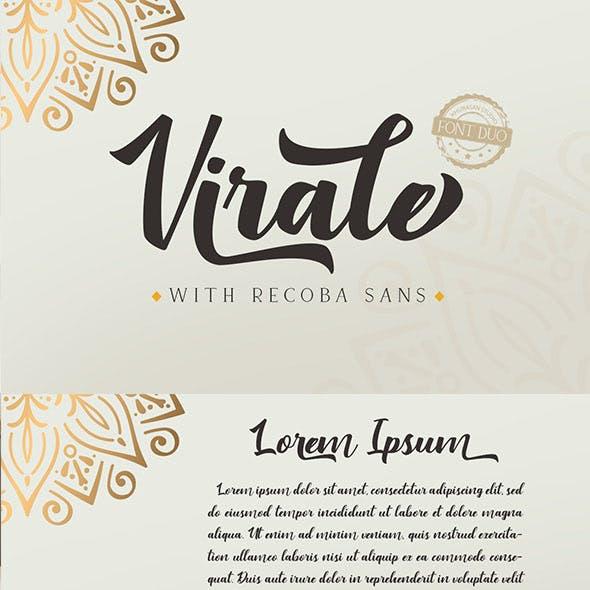 Virale Recoba Fon Duo