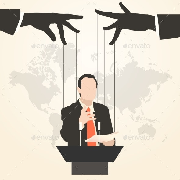 Man Speaker Silhouette Speaking Orator - Concepts Business
