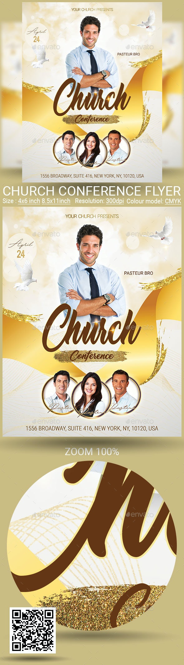 Church - Church Flyers