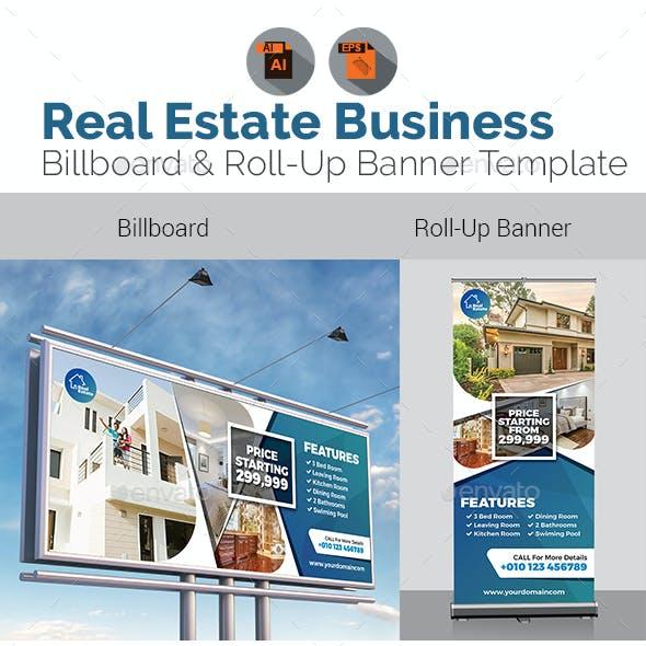 Real Estate Signage Bundle