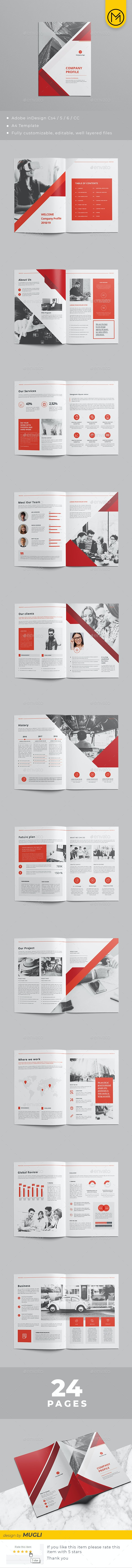 Brochures Design - Corporate Brochures