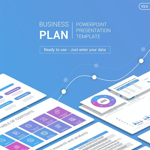 Business Plan - PowerPoint Presentation Template