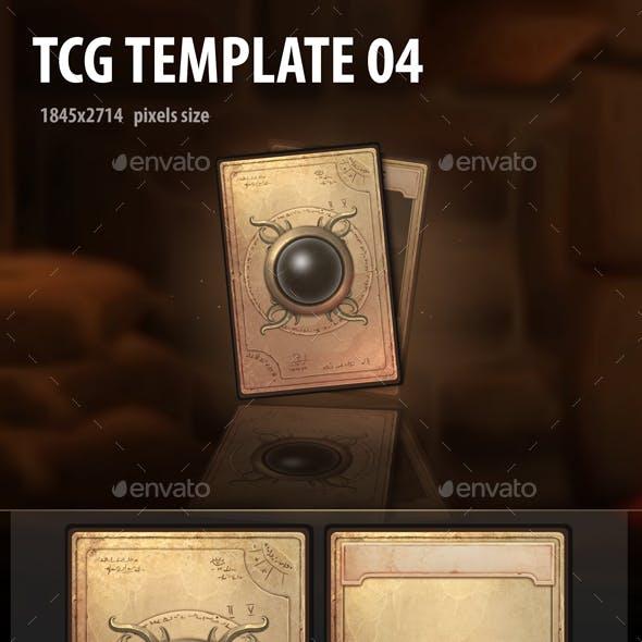 TCG Template 04