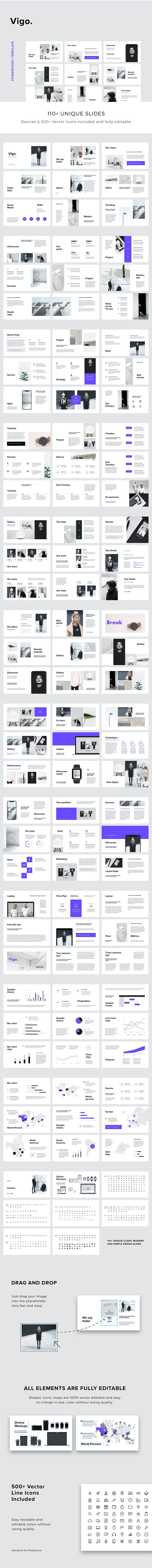 VIGO - Powerpoint Template - Creative PowerPoint Templates