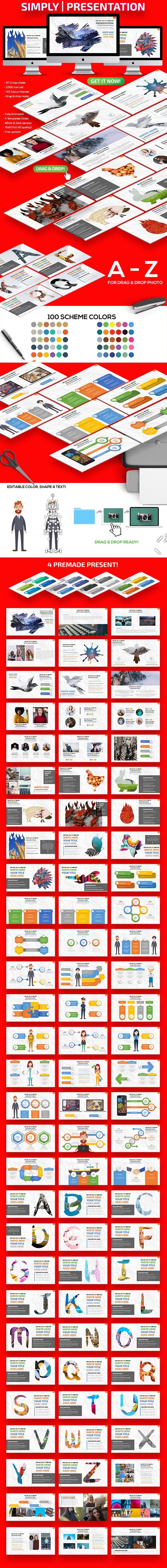 Simply Powerpoint Presentation - PowerPoint Templates Presentation Templates