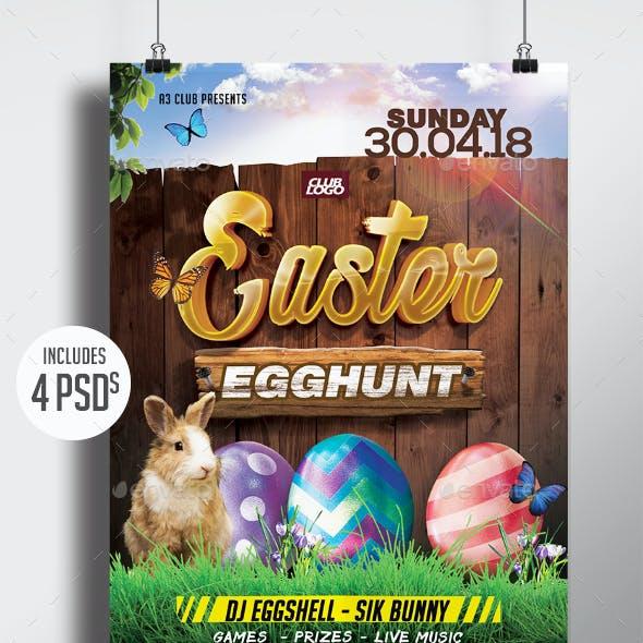 Easter/Spring Flyer
