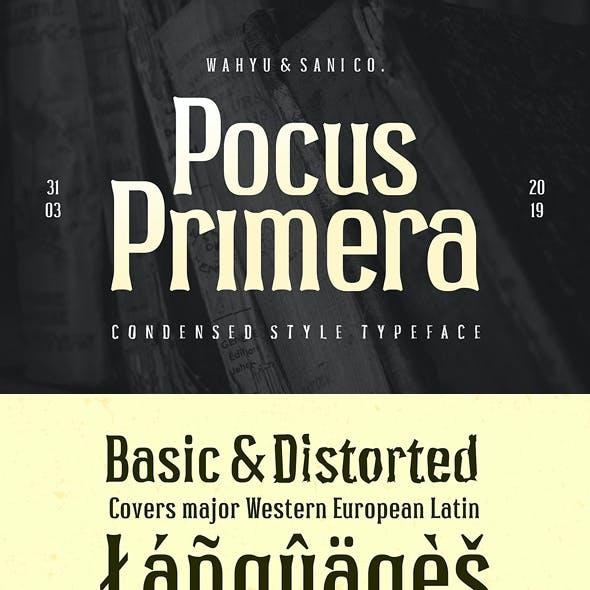 Pocus Primera