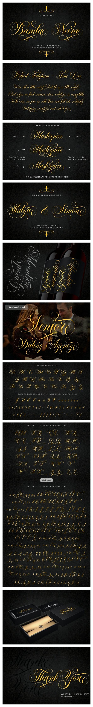 Banda Neira Script - Script Fonts